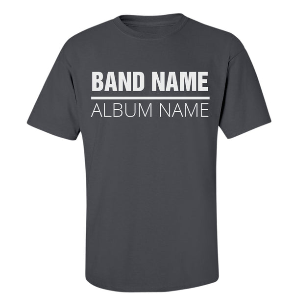 CUSTOM BAND AND ALBUM NAME - Custom Allstars