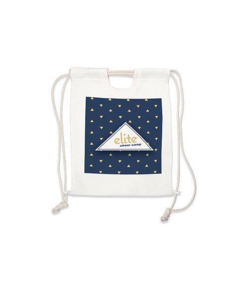 LINEN DRAWSTRING BACKPACK (x2020) - Custom Allstars