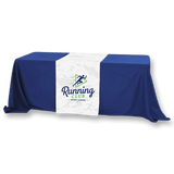 Custom Size Full Color Table Runner banner