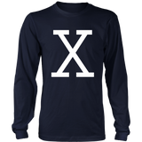 Vintage Malcolm X Long Sleeve T-Shirt