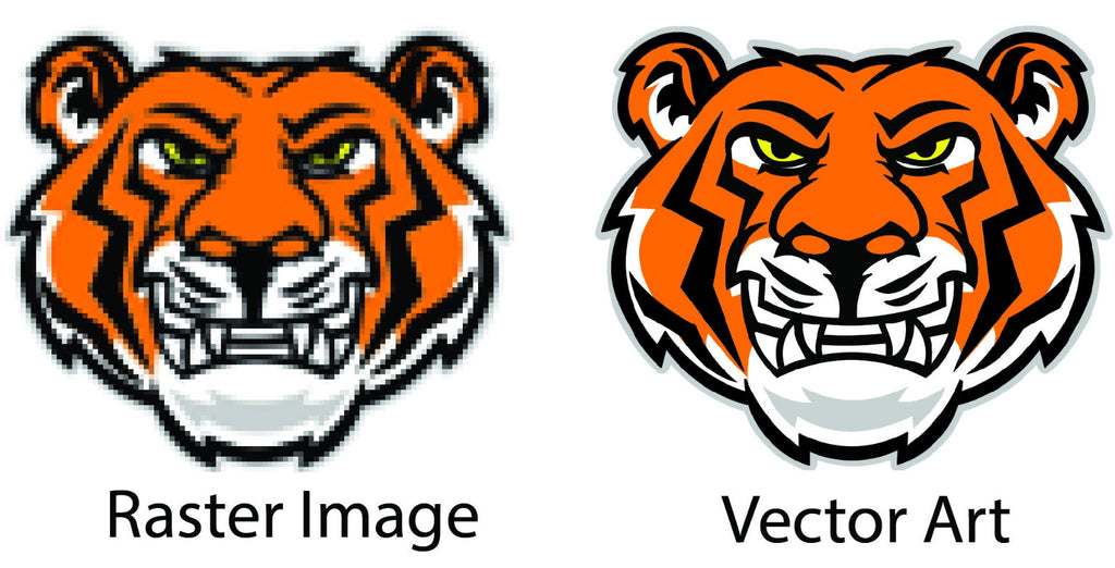 Custom Vectorize and Illustrate your logo design - Custom Allstars