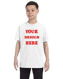 Custom Gildan Youth 5.3 oz. T-Shirt 2019x - Custom Allstars