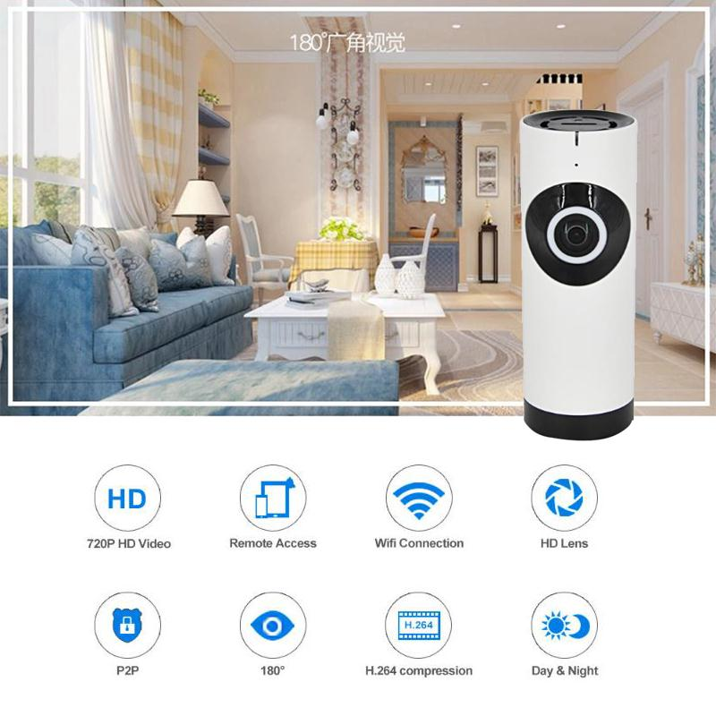 Portable Home Security Night Vision Camera