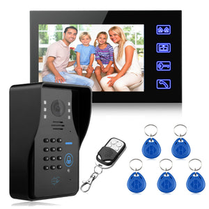 Phone Doorbell Intercom-Touch Key Automation