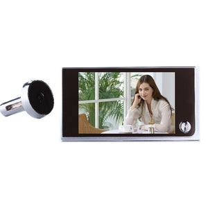 Door Peephole Viewer, Doorbell Security Camera