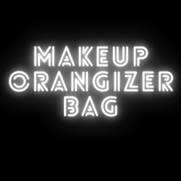 Makeup Oragnizer Bag