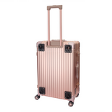 Hard Metallic Rosegold Aluminum Alloy Station AM9341