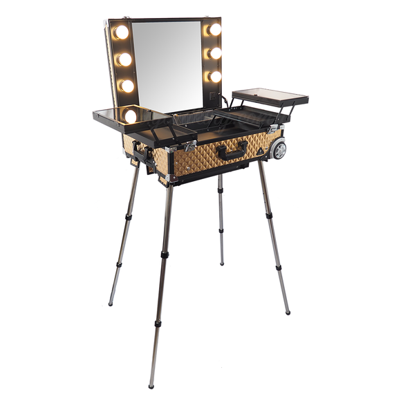 9616K - High Legs Stand ( Gold Diamond)