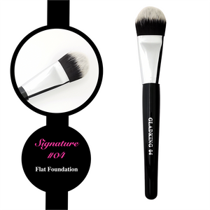 Gladking Signature No.04B Flat Foundation Brush