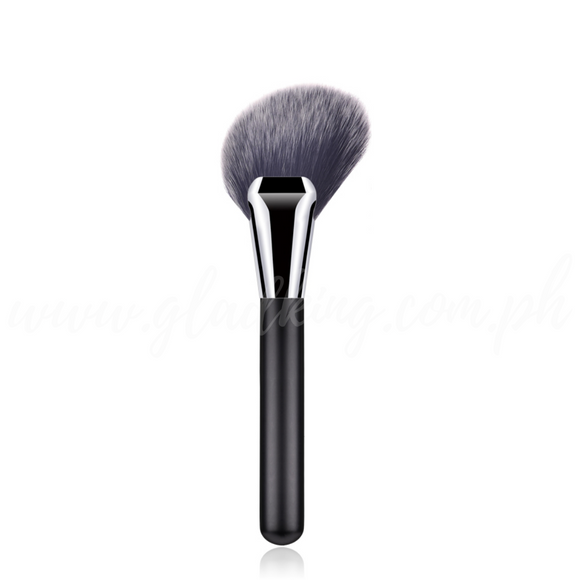 Classic Matte Handle Slant Fan Brush