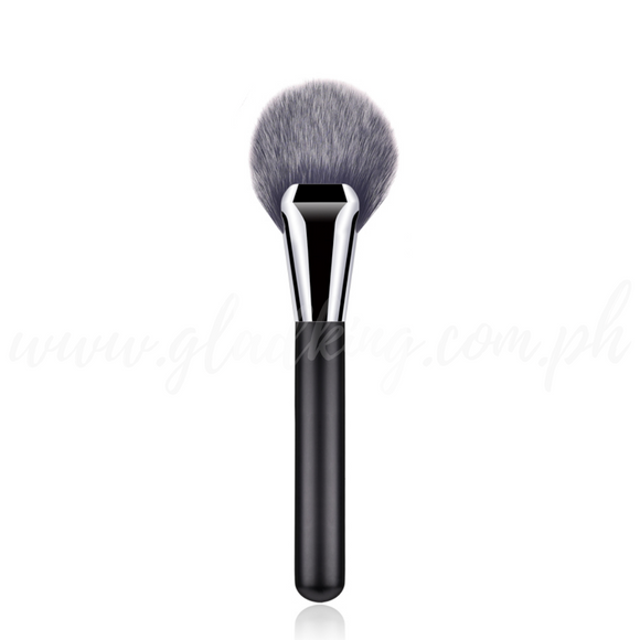 Classic Matte Handle Rounded Fan Brush