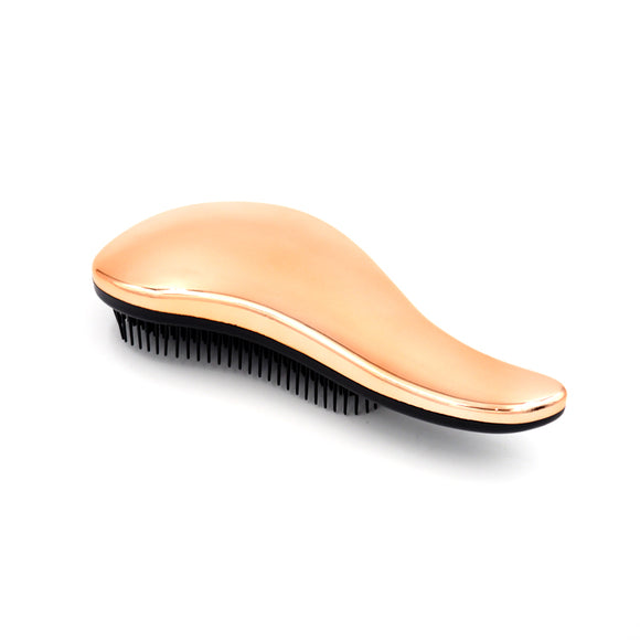 Rose Gold Cobra Hair Brush