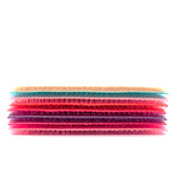 2 Pieces Shimmery Hair Velcro- Random Color