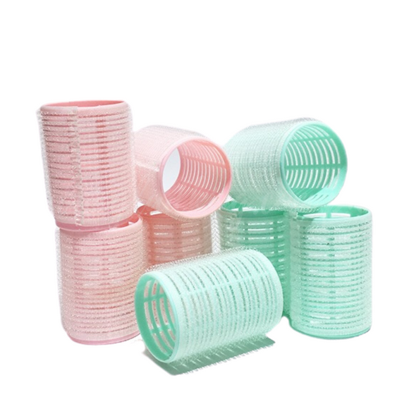 4 Pieces Velcro Roller Pack
