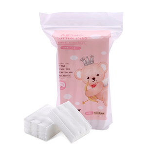 Teddy Bear Collection Cotton Pads Pack