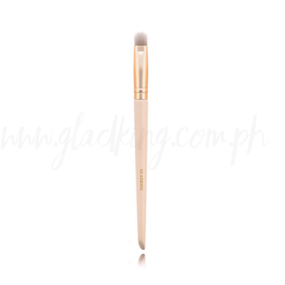 Gladking Small Cream Roundshadow Brush