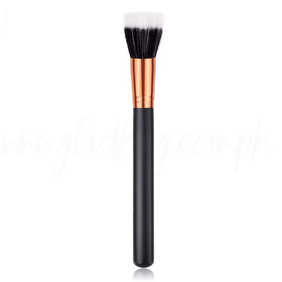 Stippling Brush Black Rosegold handle