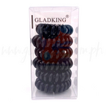 Gladking 6pcs Ring Hair Tie