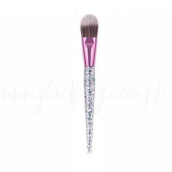 Foundation Brush Glitters Handle