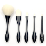 5 Pcs Mini Brush Set Drop Shape