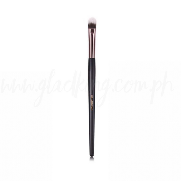 Gladking Dark Bronze Handle Mini Eyeshadow Brush