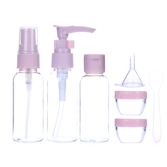 8-1 Travel Bottle Kit