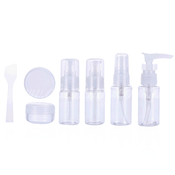 7-1 Travel Bottle Kit