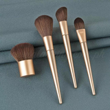Golden Oak Coverage Brush Set