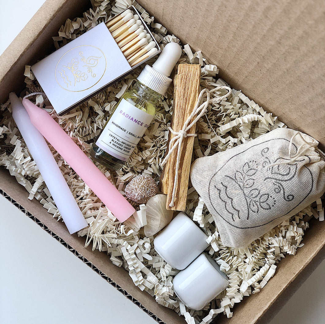 Radiance Box Ritual Kit