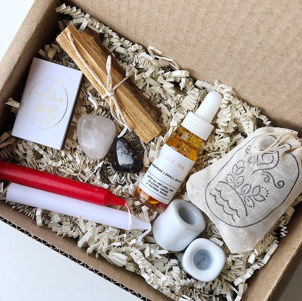 Love Box Ritual Kit