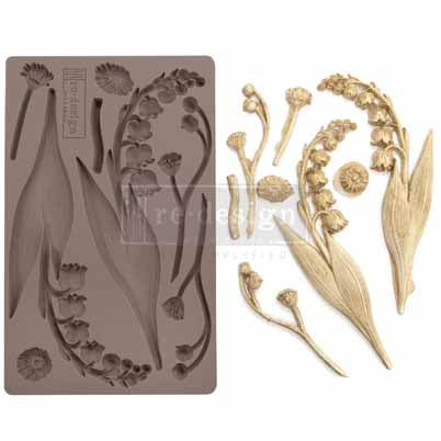 Bell Orchids Re Design Mould