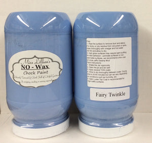 Fairy Twinkle No Wax Chock Paint