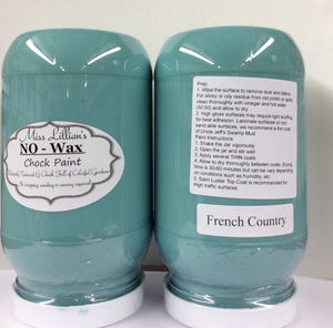 French Country No Wax Chock Paint