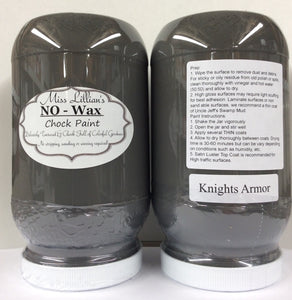 Knight's Armor No Wax Chock Paint