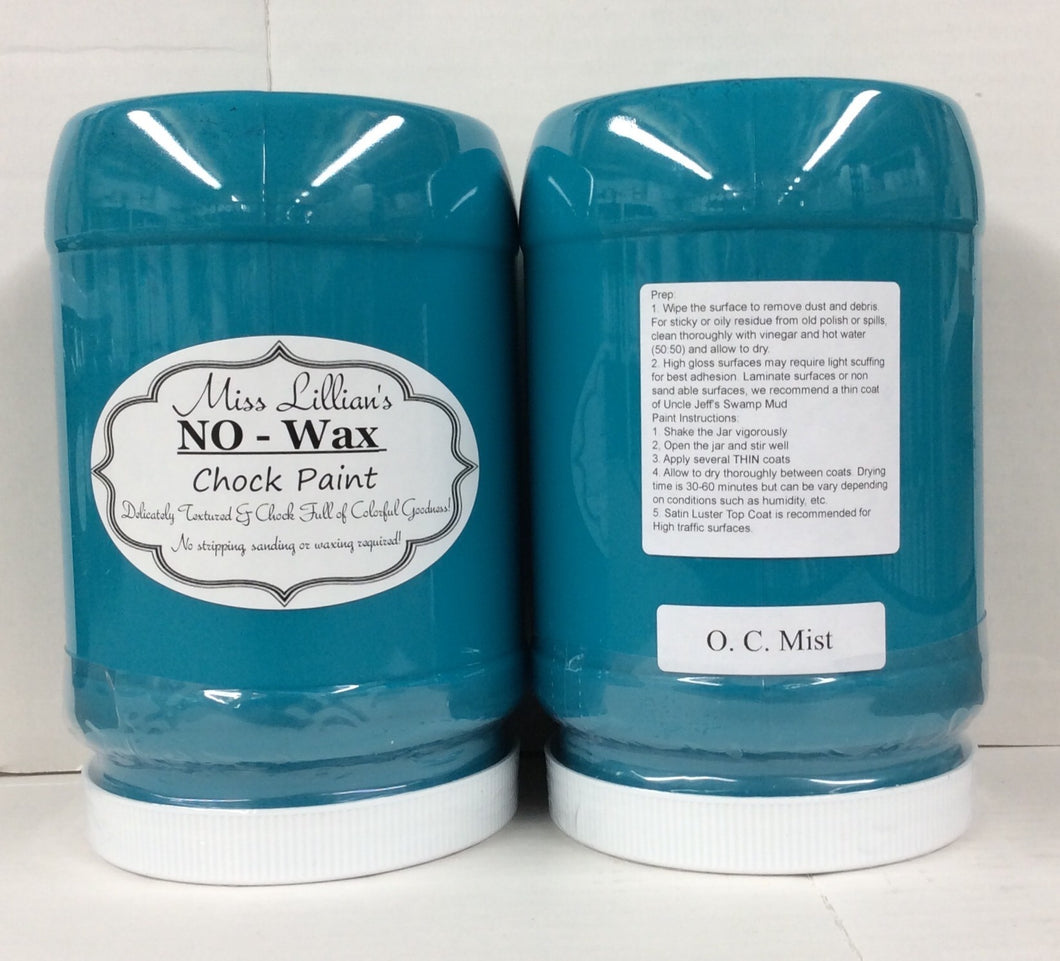 O.C. Mist No Wax Chock Paint