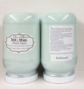 Re Blessed No Wax Chock Paint 16oz