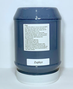 Zephyr No Wax Chock Paint