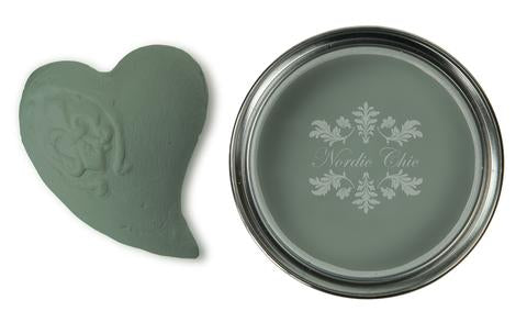 Nordic Chic Furniture Paint-Dusty Green