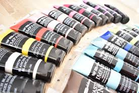 Impasto Heavy Body Acrylic Paint