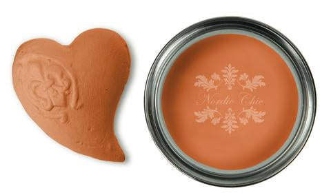 Nordic Chic Furniture Paint-Pumpkin