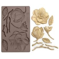 Winter Blooms Re Design Mould