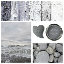 Load image into Gallery viewer, Nordic Chic Furniture Paint-Stormy Grey