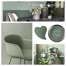 Load image into Gallery viewer, Nordic Chic Furniture Paint-Dusty Green