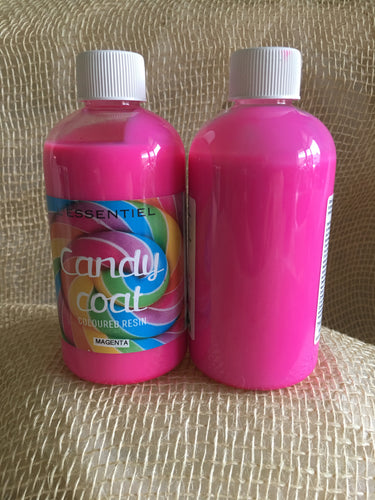 Candy Coat Resin Magenta