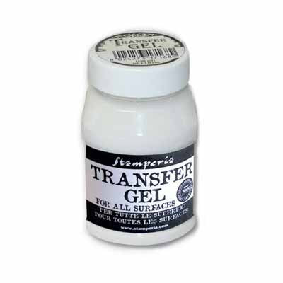 Stamperia Transfer Gel