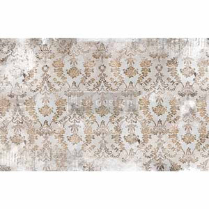 Washed Damask Decoupage Paper