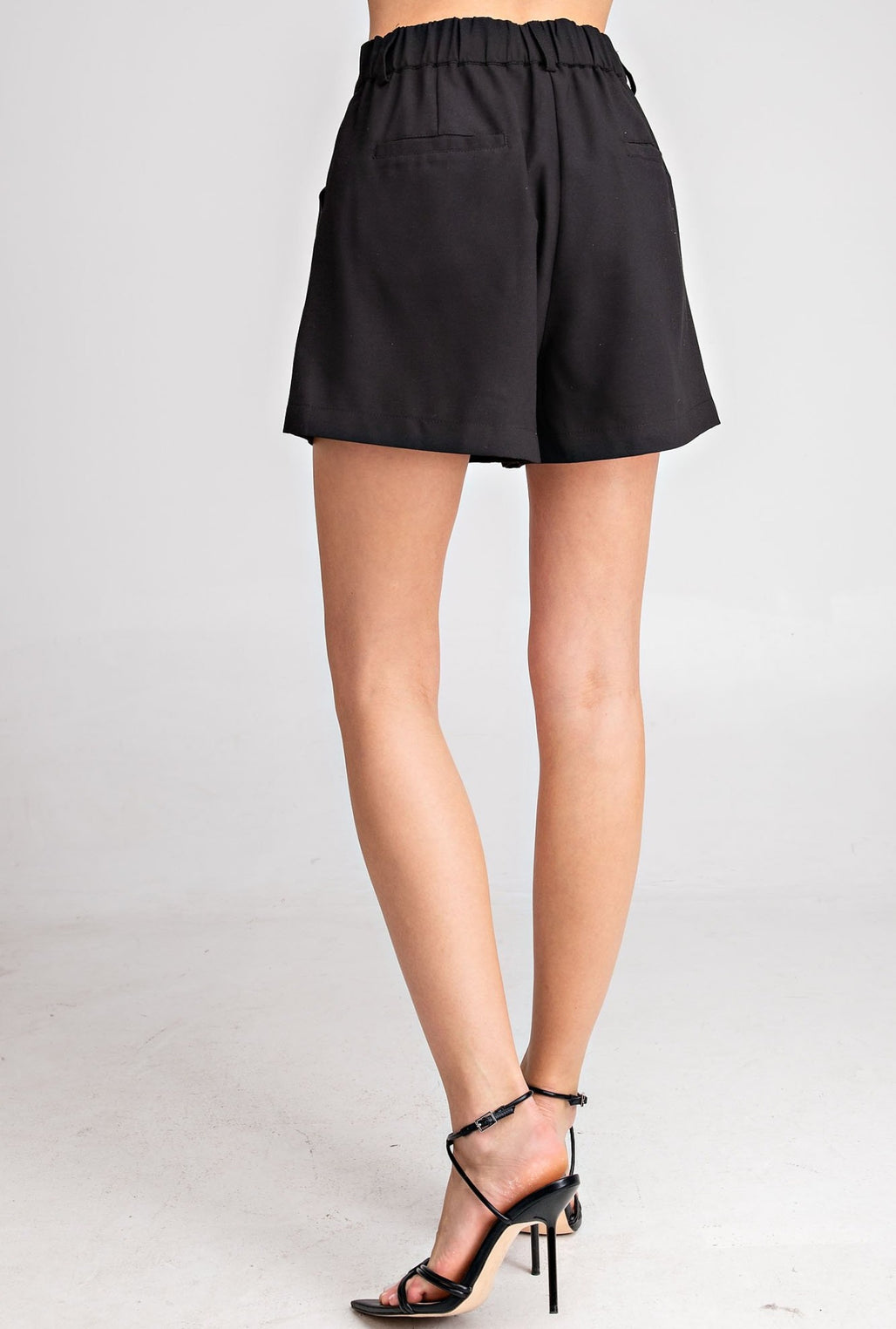 Zoey High Waist Shorts