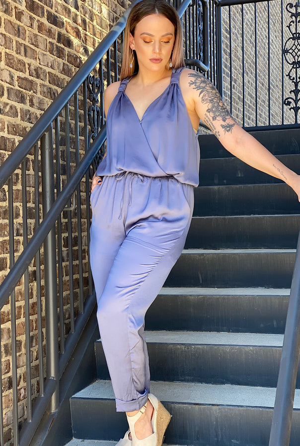 Paige Jumpsuit - Bellamie Boutique