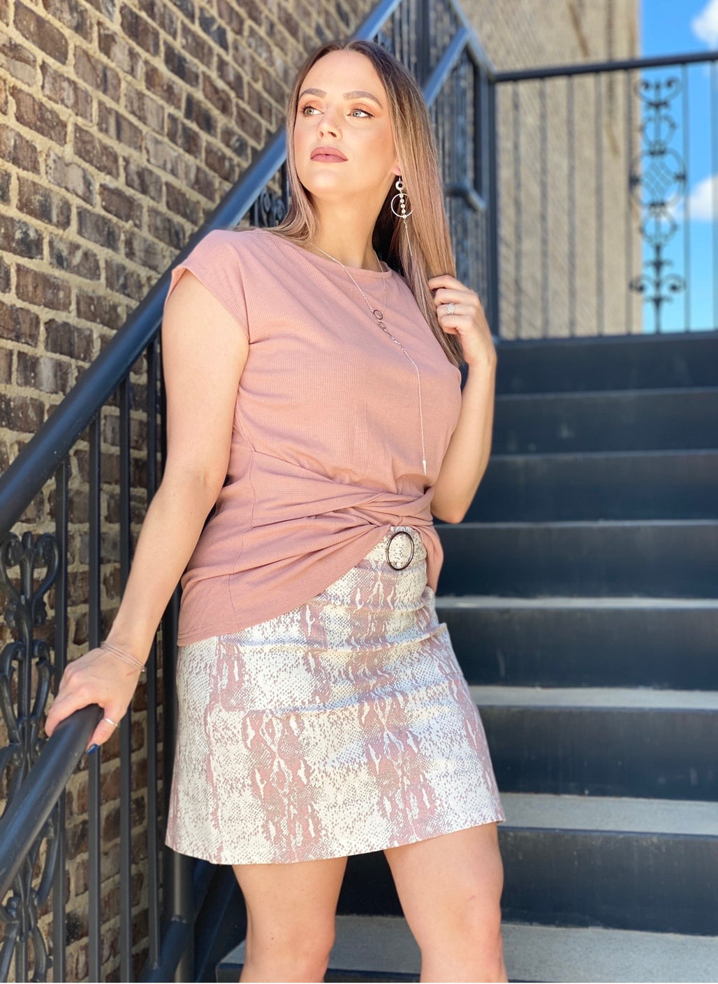 Madeline Skirt - Bellamie Boutique