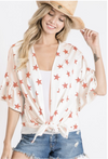 Star Spangled Cardigan - Bellamie Boutique